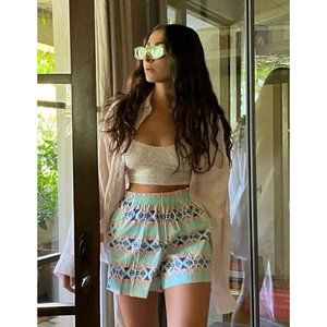Urban Outfitters   NWT Printed Cotton Short